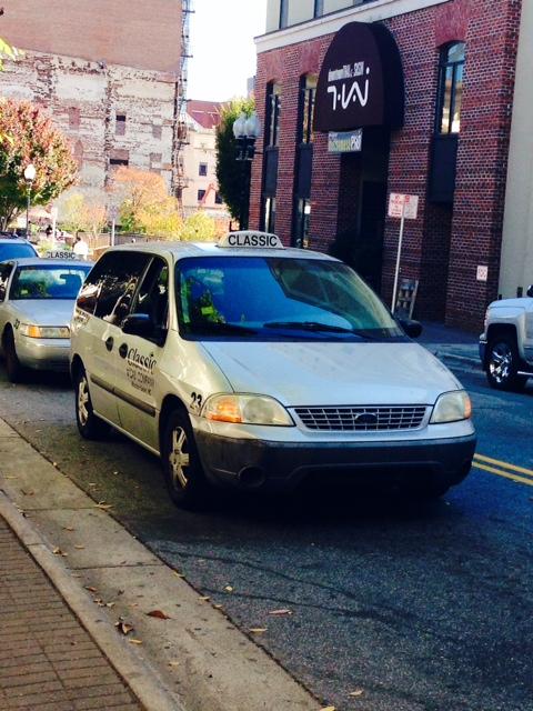 Uber in Winston-Salem   jmarbach.com